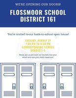 Elementary School Open Houses