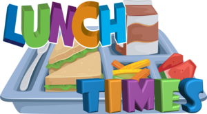 New Lunch TImes