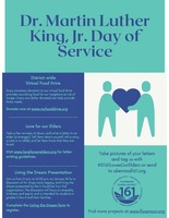 Dr. Martin Luther King, Jr. Day of Service Projects