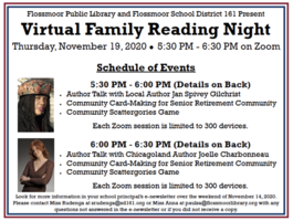 Virtual Family Reading Night