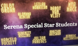 Serena Special Star Students