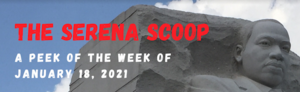 The Serena Scoop 1/18