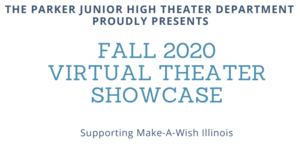 Virtual Theater Showcase