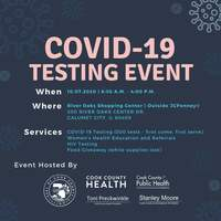 COVID-19 Testing Event