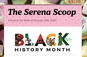The Serena Scoop 2/10