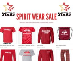 Serena Hills Spirit Wear Sale