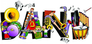 5th Grade Beginning Band Sign-up Info