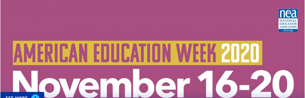 American Education Week!