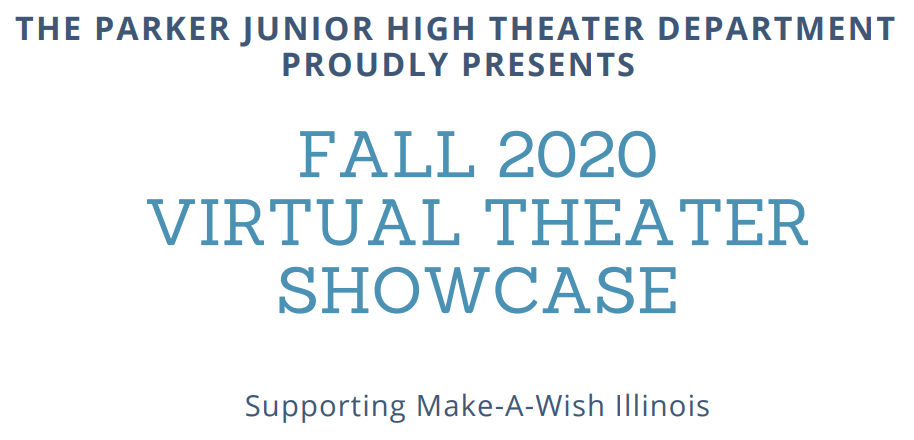 PJH Virtual Theater Showcase