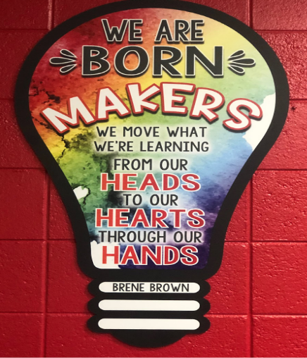 We are Born Makers