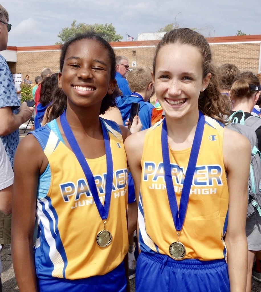 Naima Douglas and Grace Mullin
