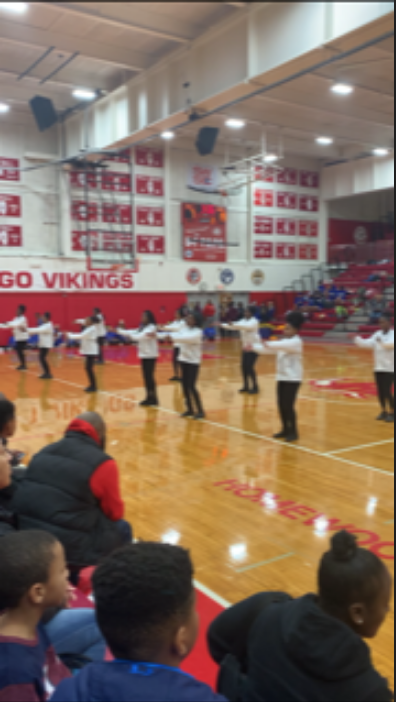 PJH Steppers Team!