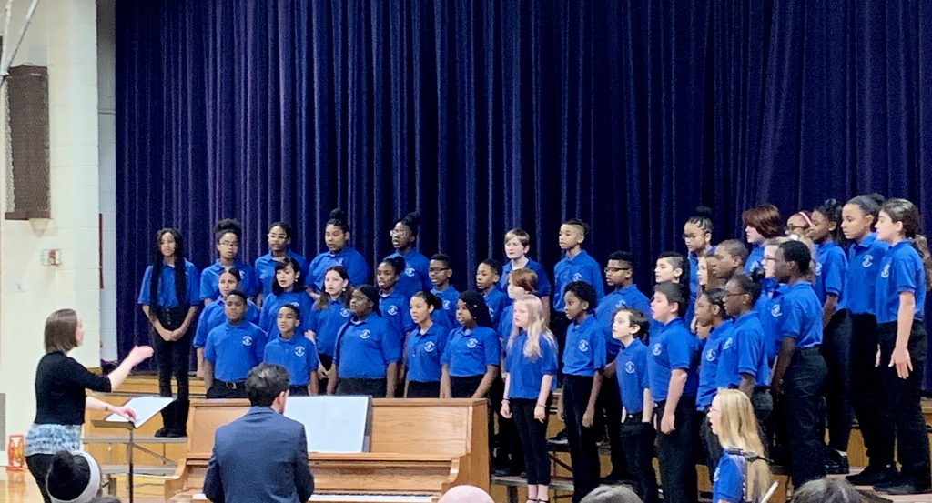 6th Grade Parker Choir